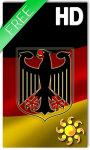 Germany Flag LWP screenshot 1/2