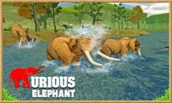 Furious Elephant Simulator  screenshot 1/6
