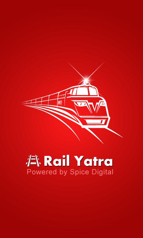 Rail Yatra App