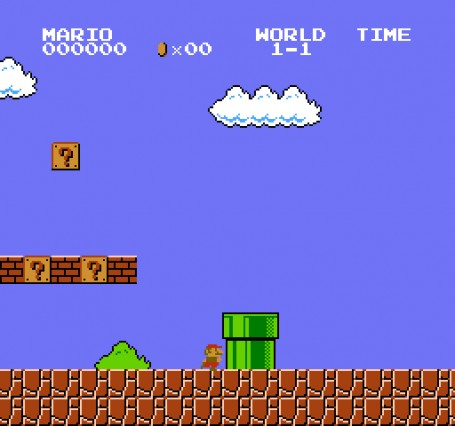 super mario original game online
