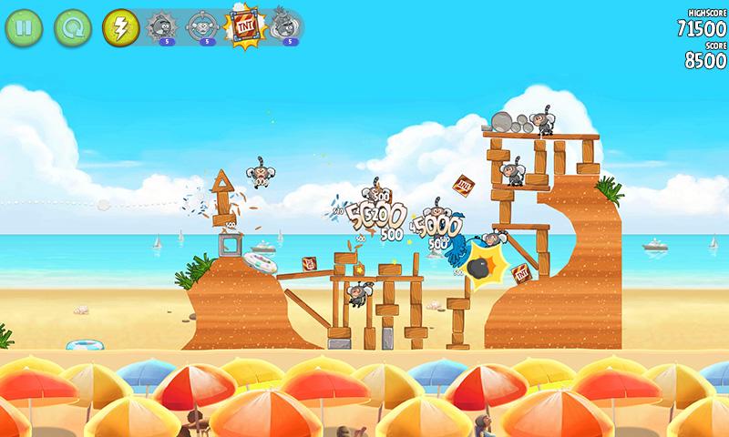 Angry Birds Rio v2 6 1 - Скачать игры на андроид