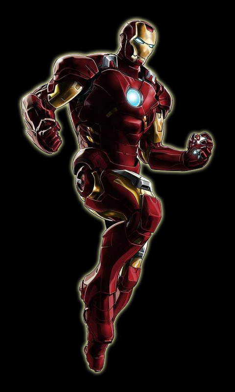 free the iron man characters the movie live wallpaper apk