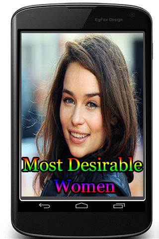 Most Desirable Women