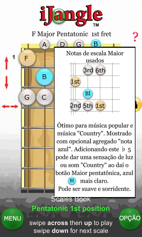 Guitar chords tuner