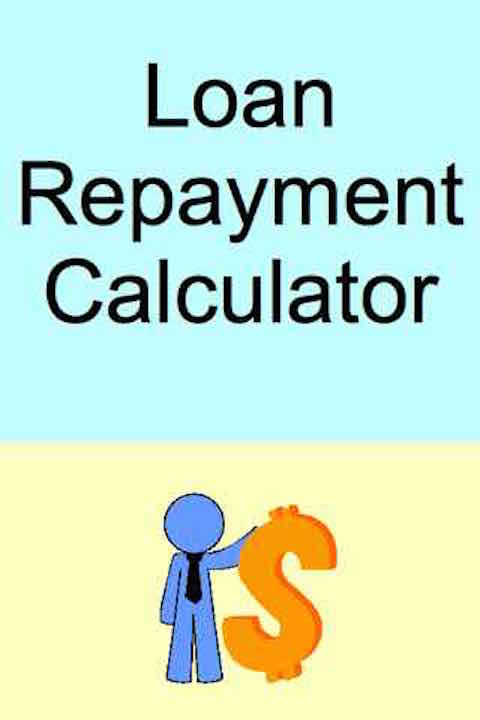 Loan Repayment Calculator App