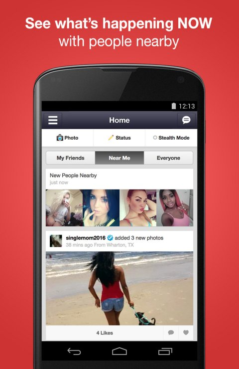 moco chat app
