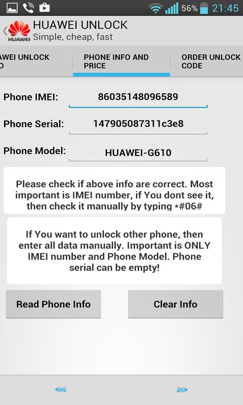 Free HUAWEI UNLOCKER APK Download For Android   GetJar