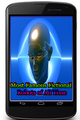 Most Famous Fictional Robots of All Time