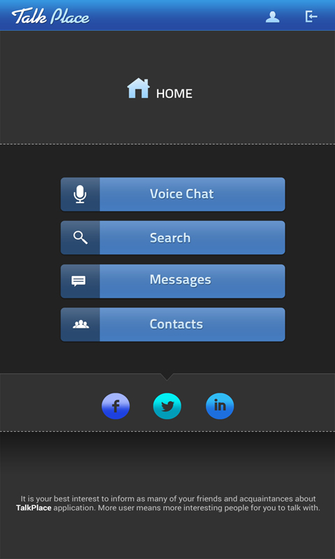 TALK PLACE Plus Real Voice Chat
