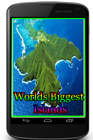 Worlds Biggest Islands
