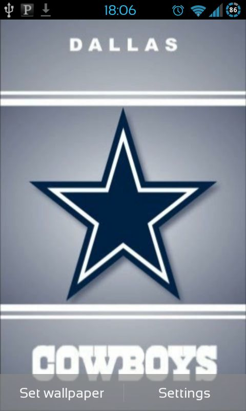 free dallas cowboys nfl live wallpaper apk download for