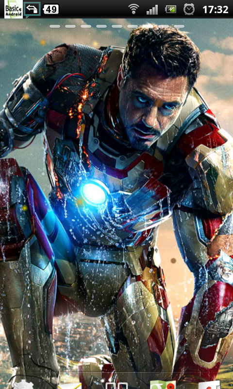 free iron man 3 live wallpaper 1 apk download for android