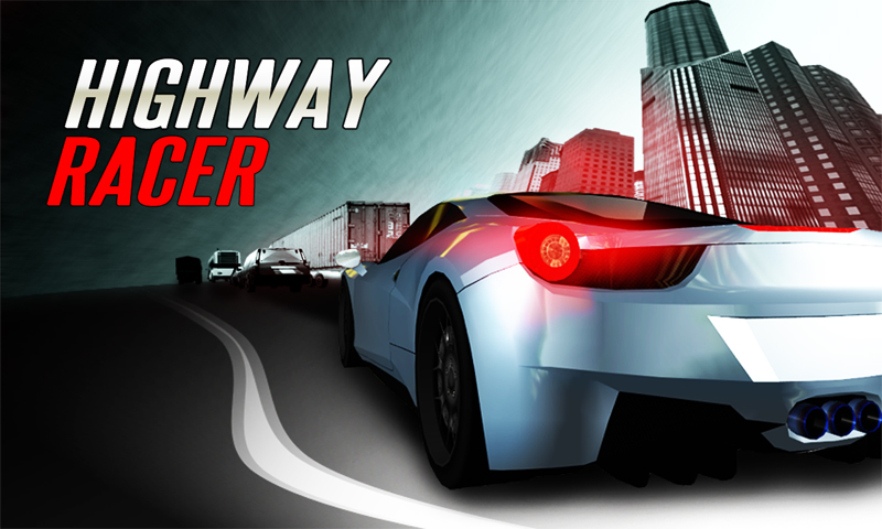 Highway Racer vs Police Cars
